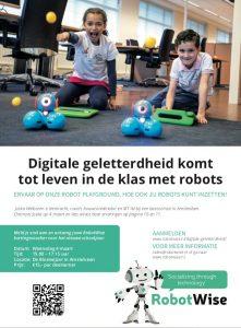 Digitale geletterdheid bij RobotWise