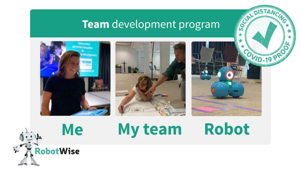 Training Teamontwikkeling RobotWise